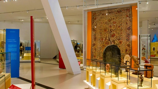 ROM South Asian Gallery